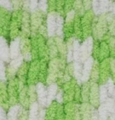 Пряжа Alize Puffy Color цвет 5937