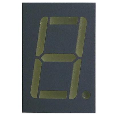 7-сегментный индикатор (зеленый, общий катод)