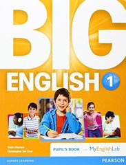 Big English 1 PB+MEL