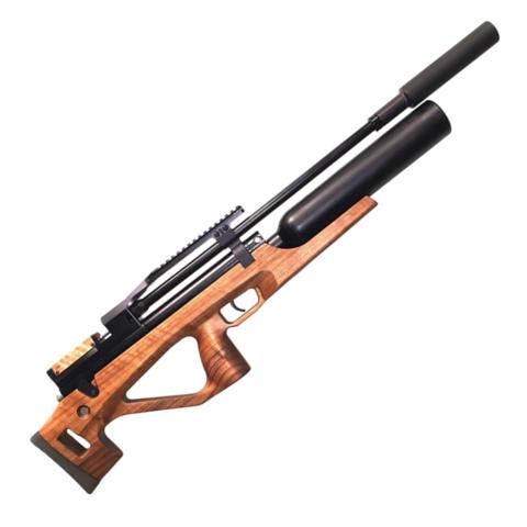 Jæger SP Булл-пап колба 6,35 мм (прямоток, ствол Lotar Walther 470 мм.) 316S/LW/B
