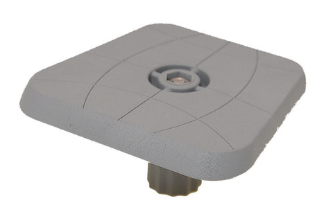 Площадка для эхолота Sl223, 100 х 100 мм, серый