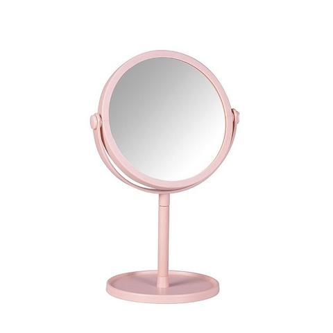 Зеркало пластиковое на ножке