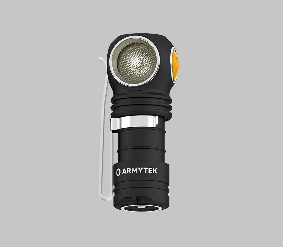 Мультифонарь Armytek Wizard C1 Pro Magnet Usb (теплый свет) - фото 2