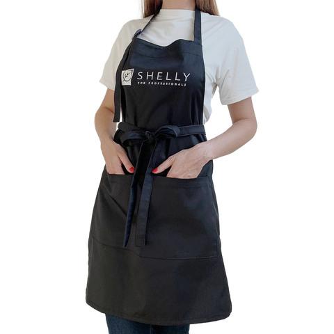 Фірмовий фартух Shelly чорний (2)