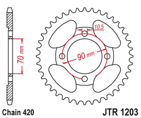 JTR1203