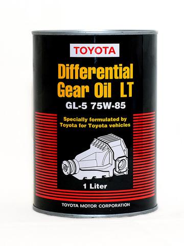 TOYOTA DIFFERENTIAL GEAR OIL LX LSD GL-5 75W-85