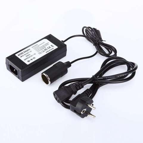Автомобильное зарядное устройство прикуривателя инвертор 220 В BM-1220 AS100-240V 12V 2A