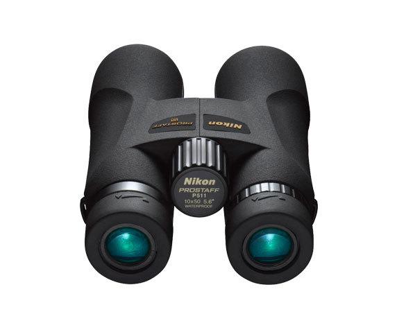 Окуляры бинокля Nikon Prostaff 5