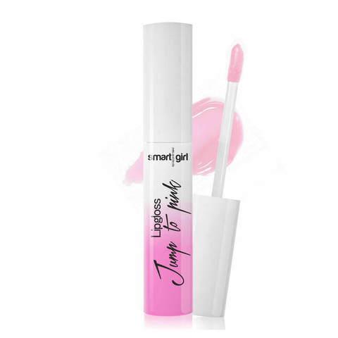 Блеск - тинт для губ Jump To Pink тон 2 ( розовый )