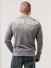 Свитшот серый Yakuza Premium 2624
