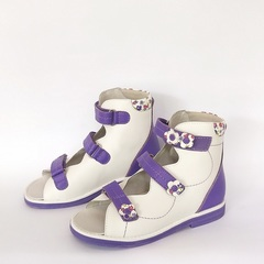 ортопедические сандалии с каблуком Томаса