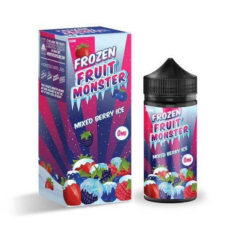 Жидкость Fruit Monster Frozen 100 мл Mixed Berry Ice