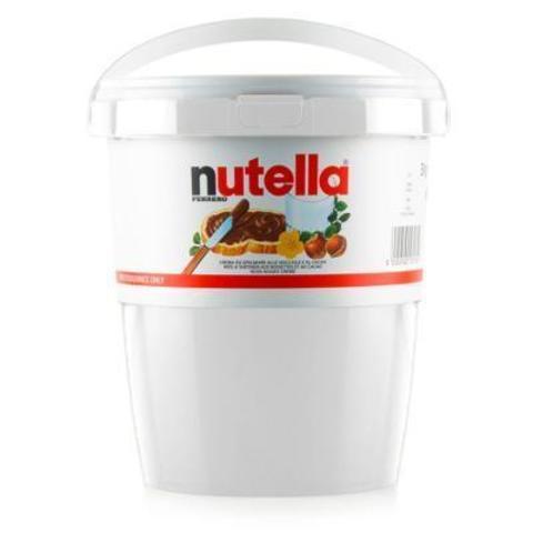 Nutella паста ореховая с добавлением какао 3000 гр