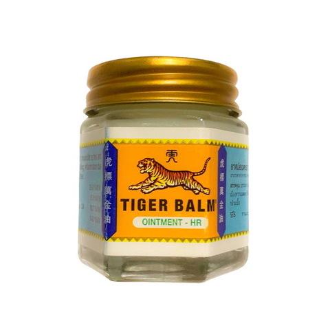 Тигровый тайский бальзам Белый Тигр White Tiger Balm, 30 мл.