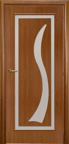 Дверь Mario Rioli Mare 101DA (итальянский орех, остекленная, массив, облицованный шпоном)