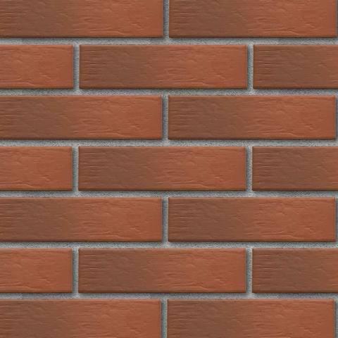 Paradyz - Cloud Rosa Duro, структурная, 24,5х6,5 - Клинкерная плитка для фасада и внутренней отделки