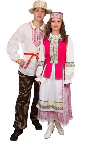 Костюм Белоруска 3