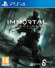 Immortal Unchained. Стандартное издание (PS4, русские субтитры)