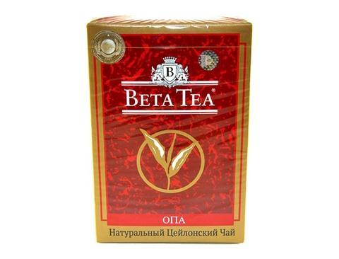Beta Tea OPA натуральный цейлонский чай МИНИМАРКЕТ 0,1шт
