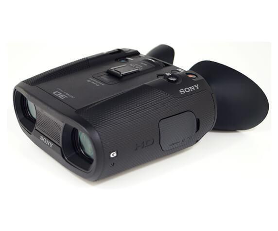 Бинокль цифровой SONY DEV-50 GPS 12x - фото 2