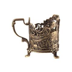Коллекционный сувенирный подстаканник «Кавказ», фото 5