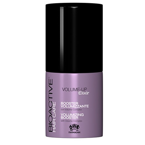 Farmagan Bioactive Volume Up: Эликсир бустер для увеличения объема волос (Volumizing Booster Elixir), 75мл