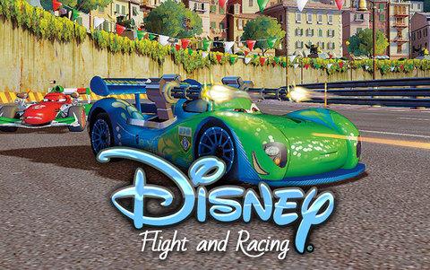 Disney : Flight and Racing (для ПК, цифровой ключ)