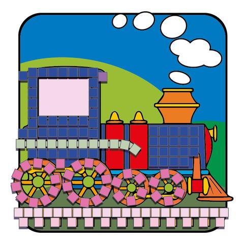 004-2634 Пиксельная аппликация