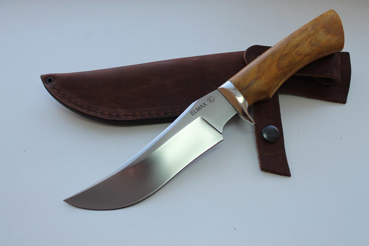 Нож Егерь Elmax - фотография