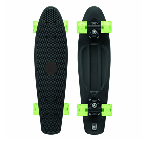 XOOTZ PP SKATEBOARD LED -BLACK -22