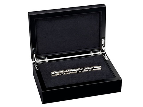 Перьевая ручка Parker Duofold Serion 125th Anniversaly Limited Edition F100123