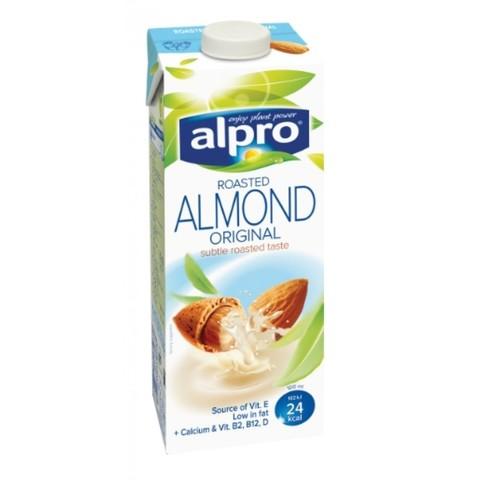 Напиток Миндальный Alpro Оригинальный, 1 л