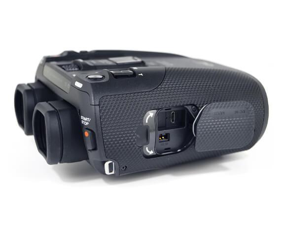 Бинокль цифровой SONY DEV-50 GPS 12x - фото 3
