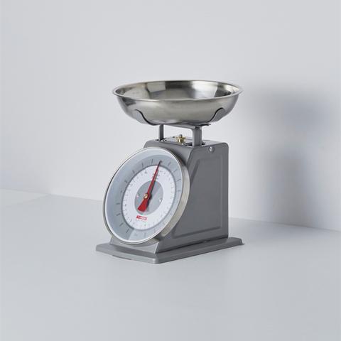 Весы кухонные Living серые 4 кг