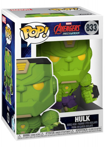 Фигурка Funko Pop! Avengers: MechStrike. Hulk    Халк