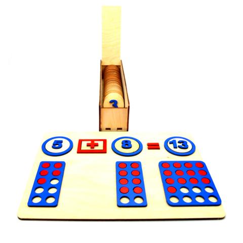 Математический набор Нейромаг 023