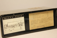 KAMAZ-53212 70 years of Tatarstan Elecon 1:43