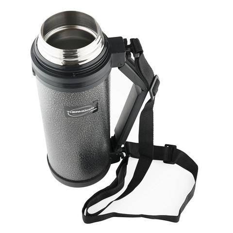 Термос Thermocafe by Thermos Hammp (1,8 литра), черный