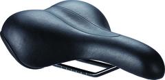 Седло велосипедное BBB BaseShape Relaxed черный