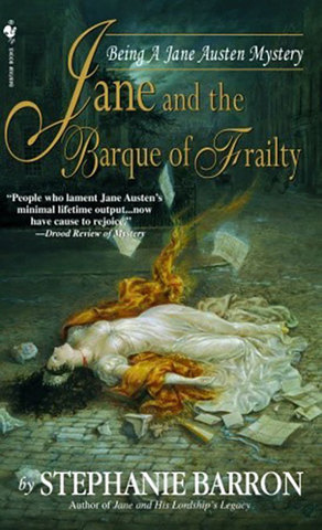 9780553584080 - Jane and the Barque of Frailty