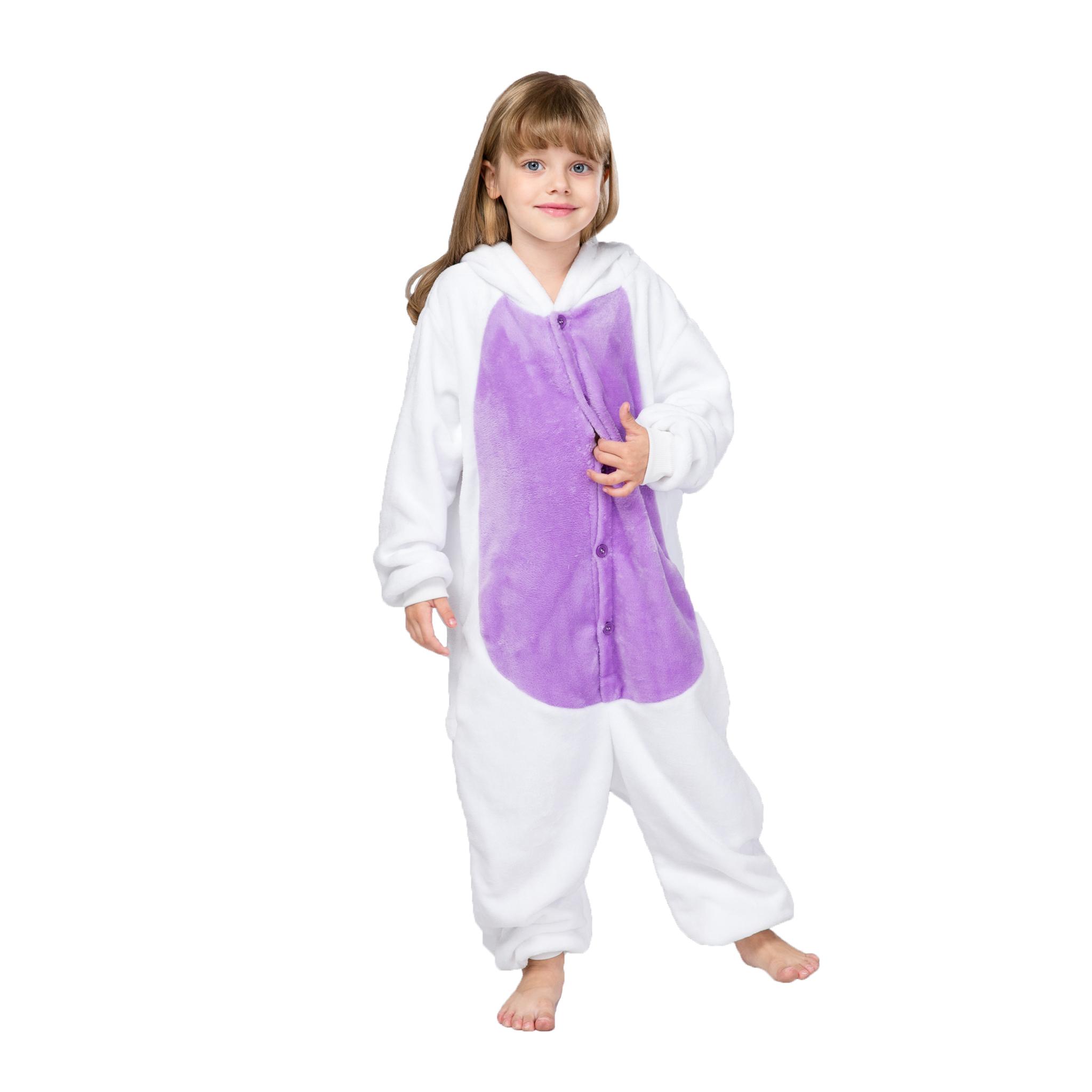 Пижамы для детей Фиолетовый Пегас детский 1.jpg