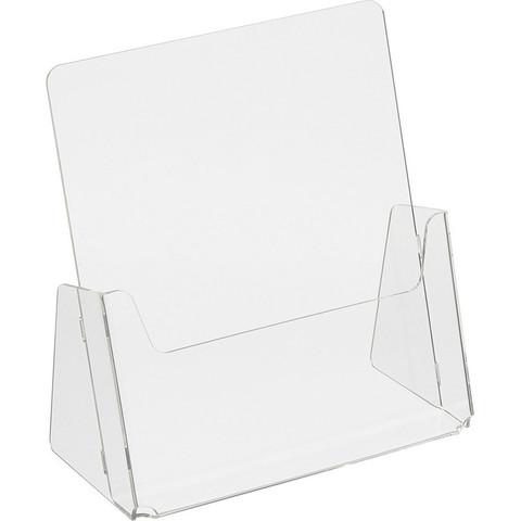 Подставка настольная для рекламных материалов Attache A4 (4 штуки в упаковке)