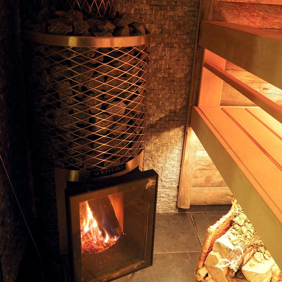 Печь для сауны IKI KIVI, фото 7