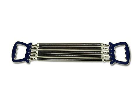 Эспандер плечевой А-10, 5 пружины, пластиковые ручки, индивидуальная картонная упаковка. :(4005    ST008  - 4005):