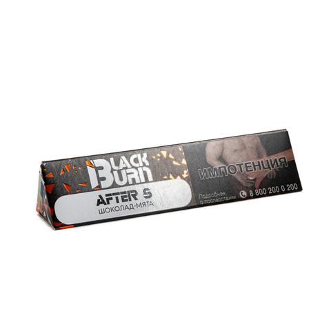 Табак Burn BLACK 25 г After 8
