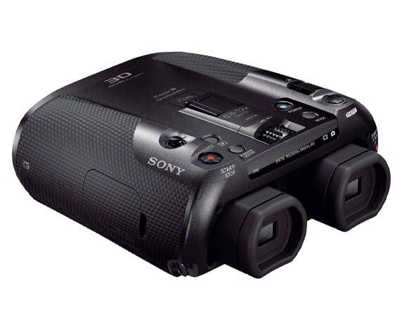 Бинокль цифровой SONY DEV-50 GPS 12x - фото 4
