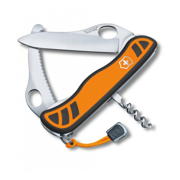 Нож складной Солдатский Victorinox 0.8331.MC9 Hunter XS