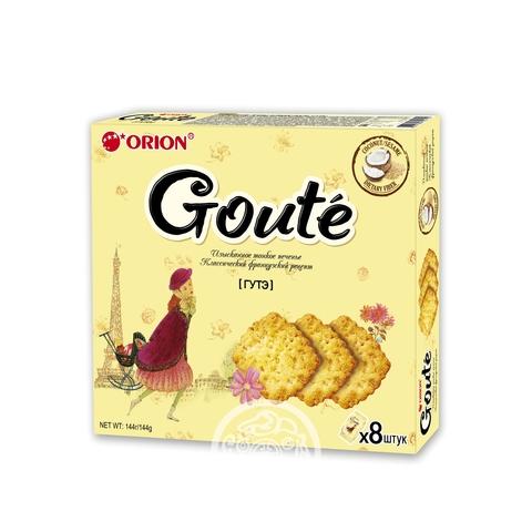 Печенье Гутэ Goute 144г ORION Россия