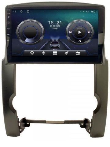 Магнитола для Kia Sorento (09-12) Android 10 6/128GB IPS DSP 4G модель CB3076TS10