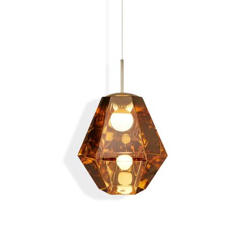 Подвесной светильник копия Cut Tall by Tom Dixon (золотой)